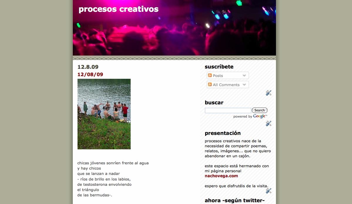 procesoscreativos.com